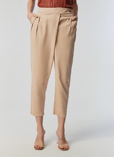 Monamoda Pantolon Taş